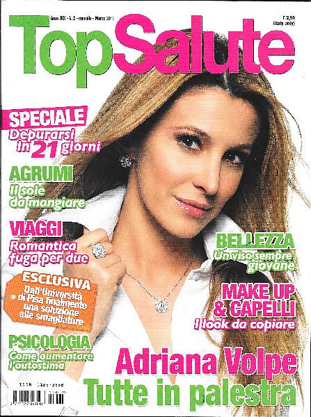 Adriana Volpe - Press Wellness